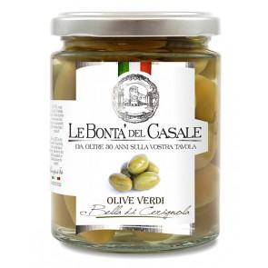 LE BONTA' DEL CASALE Bella di Cerignola alyvuogės