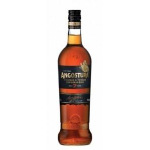 Angostura Dark 7 YO Caribbean Rum*