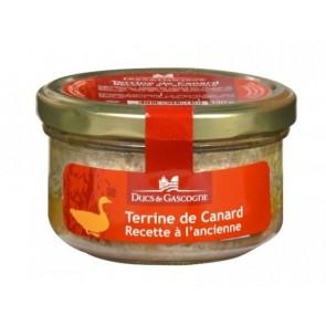 DUCS DE GASCOGNE Antienos paštetas pagal senovinį receptą 130 g.