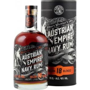 AUSTRIAN EMPIRE NAVY Rum Solera 18 YO