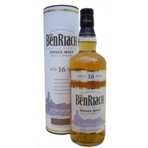 Viskis BenRiach 16YO Single Malt