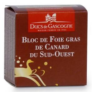 DUCS DE GASCOGNE Bloc de Foie gras ančių kepenėlės IGP Sud-Ouest Gascogne