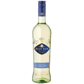 BLUE NUN Alcohol-Free White Wine (nealkoholinis)