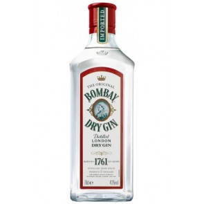 BOMBAY Original London Dry 1 l.
