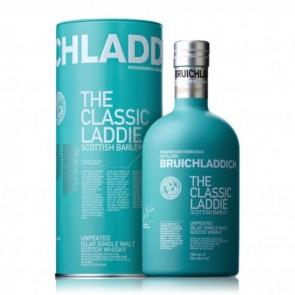 BRUICHLADDICH CLASSIC LADDIE Unpeated Islay Single Malt Scotch Whisky