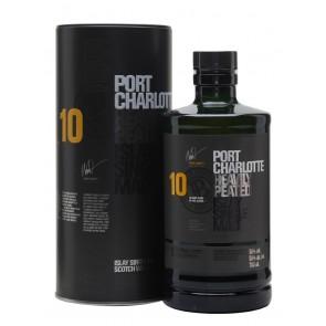 BRUICHLADDICH PORT CHARLOTTE 10YO Islay Single Malt