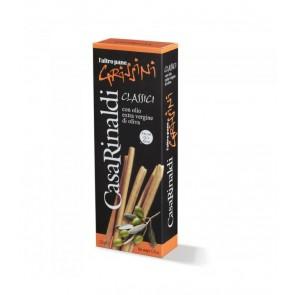 CASARINALDI Grissini duonos lazdelės su ypač tyru alyvuogių aliejumi