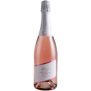 Cava GRAN DUCAY Rose Brut Nature DO