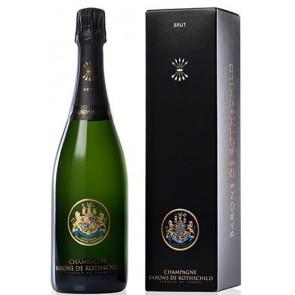 Champagne BARONS DE ROTHSCHILD Brut dėžutėje