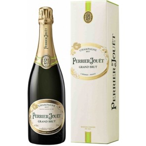 Champagne PERRIER-JOUЁT Grand Brut dėžutėje