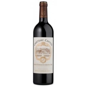Vynas Château Cantin Saint Emilion Grand Cru AC