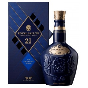 Chivas ROYAL SALUTE 21 YO Blended Scotch Whisky