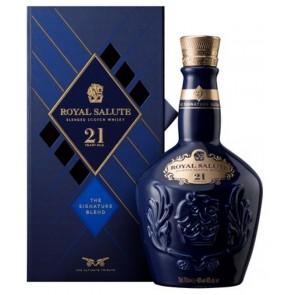 Chivas ROYAL SALUTE 21 YO Blended Scotch Whisky