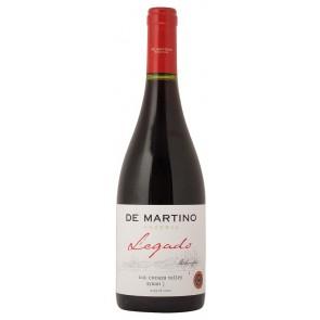 De Martino LEGADO RESERVA SYRAH DO Valle Del Choapa vynas