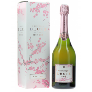 DEUTZ Brut Rose Limited Edition SAKURA