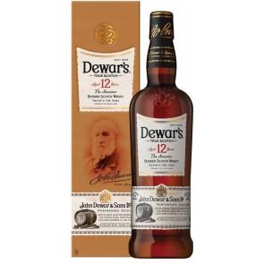 DEWAR'S Special Reserve 12 YO Blended Scotch Whisky