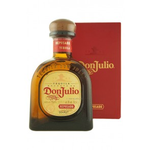 Tequila DON JULIO Reposado 100% de Agave