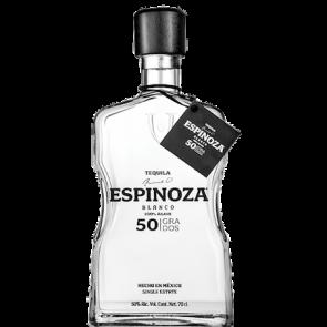 Tequila ESPINOZA Blanco 100% Agave 50 Grados