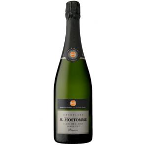 Champagne M. Hostomme RÉSERVE Blanc de Blancs Brut Grand Cru