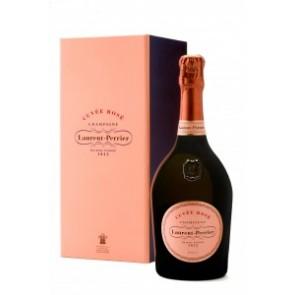 Rausvasis šampanas Laurent-Perrier Cuvee Rose Brut (dež.)