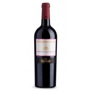 Vynas Tommasi Poggio al Tufo Cabernet Sauvignon