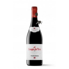 Vynas Torres Sangre de Toro Catalunya DO