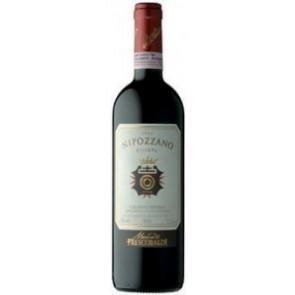 Vynas Frescobaldi Nipozzano Chianti Rufina Riserva DOCG
