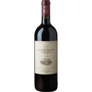 Vynas Le Serre Nuove Dell`Ornellaia Bolgheri DOC