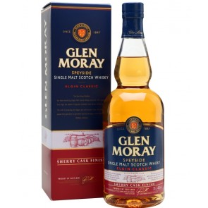 GLEN MORAY SHERRY CASK FINISH Speyside Single Malt Scotch Whisky