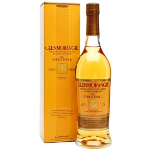 Viskis GLENMORANGIE 10 YO The Original Single Malt Scotch Whisky