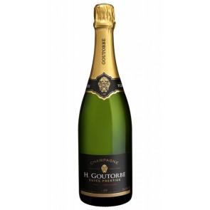 Champagne H. GOUTORBE Cuvée Prestige Brut Premier Cru