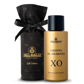 Grappa Amarone XO Gold Edition