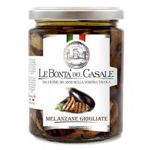 LE BONTA' DEL CASALE griliuoti baklažanai
