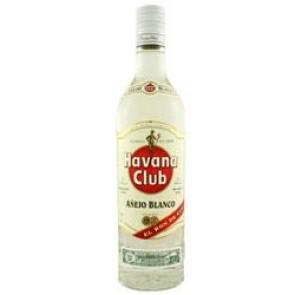 Romas Havana Club Silver/Anejo Blanco Rhum
