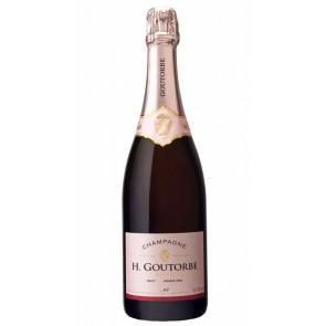 Champagne H. GOUTORBE Cuvée Rosé Brut Grand Cru