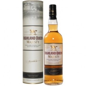 HIGHLAND QUEEN MAJESTY Classic Single Malt Scotch Whisky