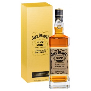 JACK DANIEL'S No.27 Gold Tennessee Whiskey