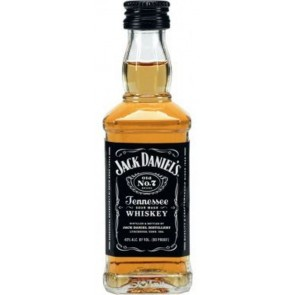 JACK DANIEL'S Tennessee Whiskey 0,05 l
