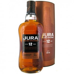 JURA 12 YO Single Malt Scotch Whisky