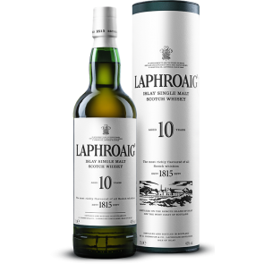 LAPHROAIG 10 YO Islay Single Malt Scotch Whisky