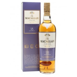 The MACALLAN Fine Oak 18 YO Highland Single Malt Scotch Whisky