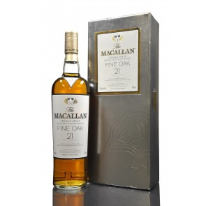 The MACALLAN Fine Oak 21 YO Highland Single Malt Scotch Whisky