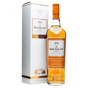 The MACALLAN Amber Highland Single Malt Scotch Whisky