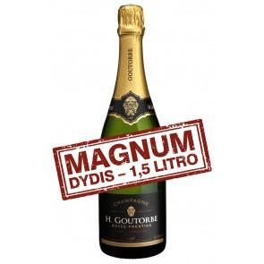 Champagne H. GOUTORBE Cuvée Prestige Brut Premier Cru Magnum