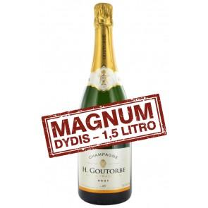 Champagne H. GOUTORBE Cuvée Tradition Brut Magnum