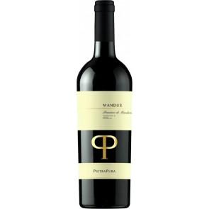 PIETRA PURA Mandus Primitivo di Manduria DOP (Vynas buteliais)