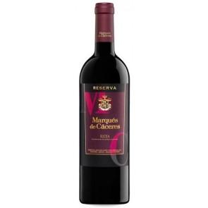 MARQUÉS DE CÁCERES Reserva Rioja DOC (Vynas buteliais)