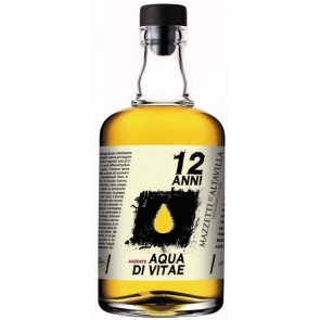 Mazzetti D'Altavilla Brandy Italiano 12 anni