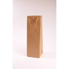 Popierinis dovanų maišelis natūralaus krafto