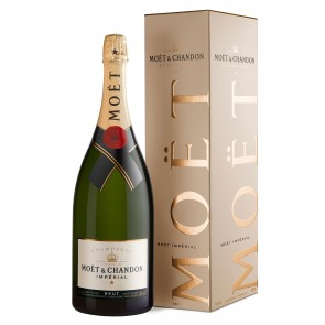 MOËT & CHANDON Impérial Brut Champagne Magnum dėžutėje